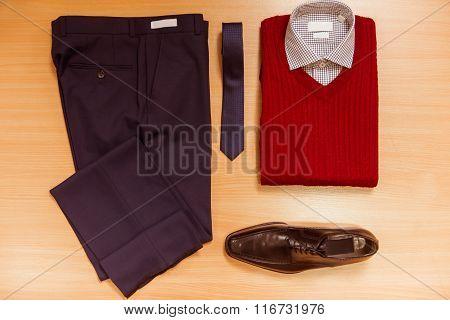Men's Classical Clothes