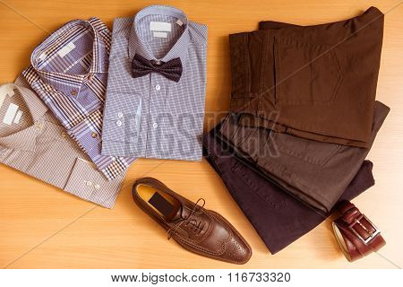 Men's Classical Clothes