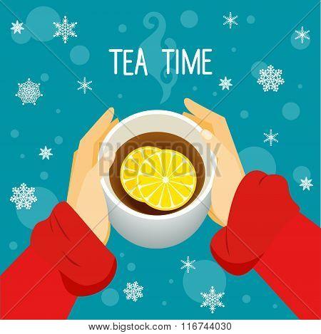 Tea Time Theme.