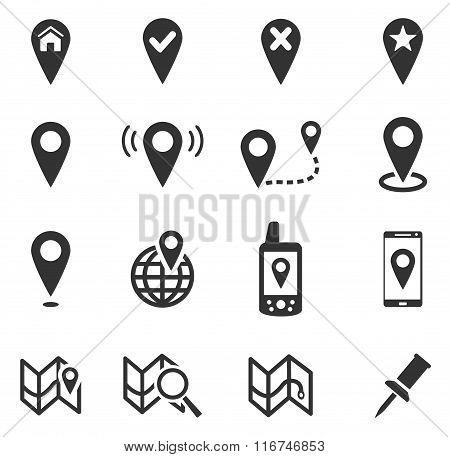 Pointer and maps
