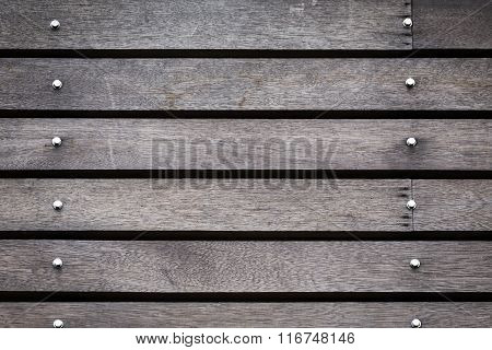 Black Wood Barn Plank Rough Grain Surface Background