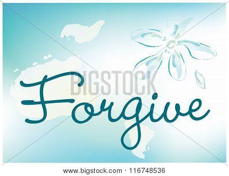 Forgive card