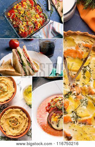 Traditional European Food