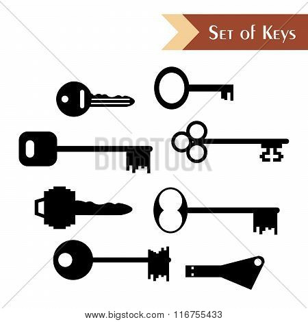 The Keys Set