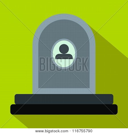 Memorial flat icon