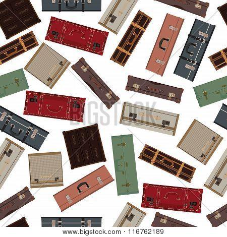 Seamless Pattern Bags