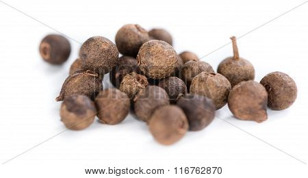 Allspice (isolated On White)