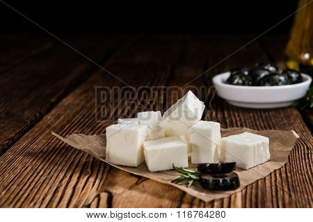 Fresh Feta Cheese