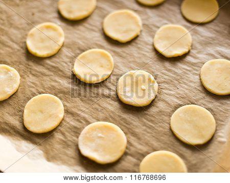 Baking Cookies Concept