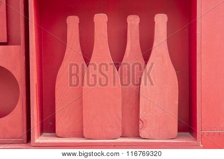Stylization Of Small Cellar