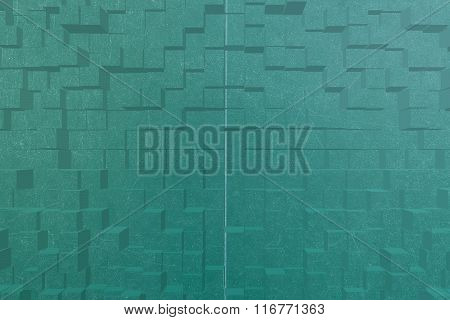 Abstract 3D Background Extrude Style