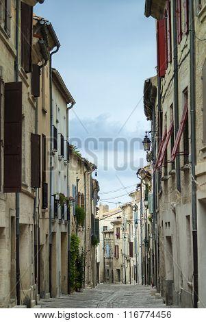 Uzes (languedoc-roussillon, France)