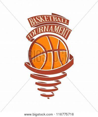 The emblem basketball tournament