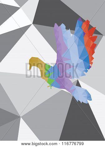 Colorful Polygonal Pigeon
