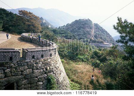 Namhansanseong Mountain Fortress