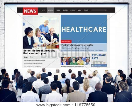Heathcare Diagnosis Illness Medical Concept