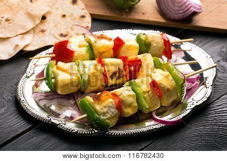 Indian Paneer Curd Cheese