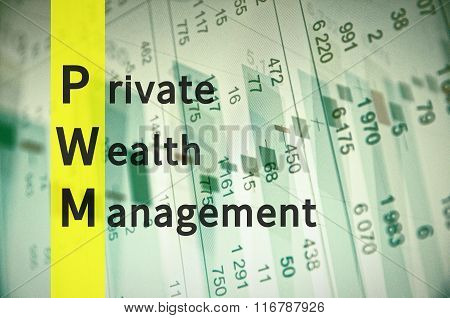 Private Wealth Management.