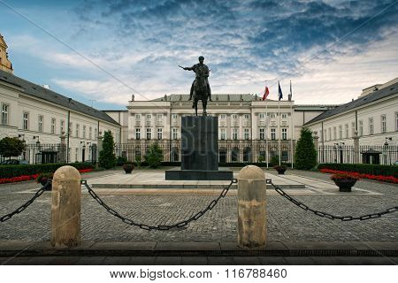 Presidental Palace