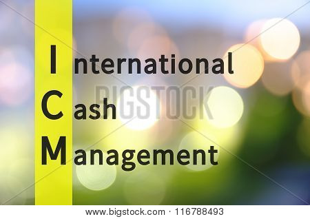 International Cash Management