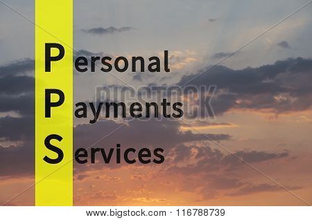Personal Payments Services