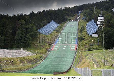Ski jump Wielka Krokiew