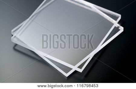 Optical solid glass based on aluminum oxide