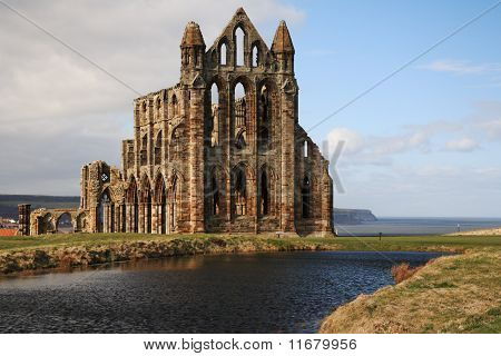 The Abbey At Whitby