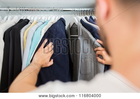 Morning Clothes Choosing