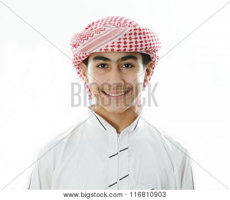 Arabic gulf boy