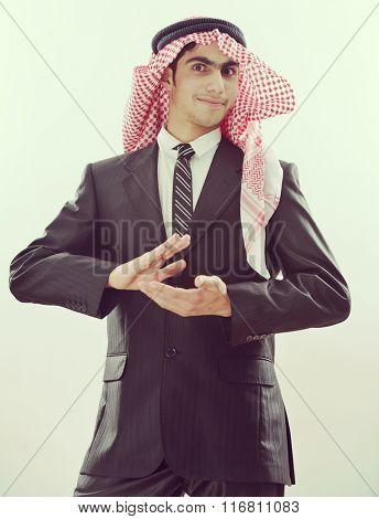 Arabic kid portrait