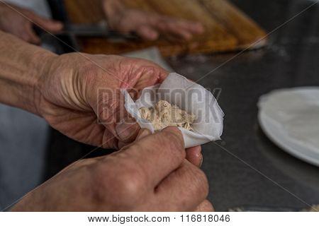 Dim Sum Making