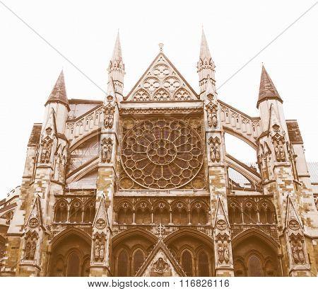 Westminster Cathedral, London, Uk Vintage