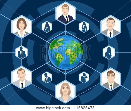 People In Global Business
