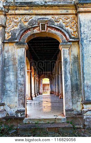 Ancient Building Light