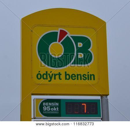 Ob, Reykjavik