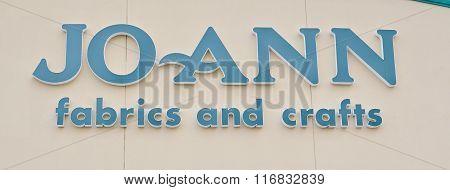 Jo-ann Fabrics Store Logo