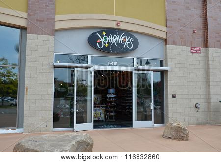 Journeys Store