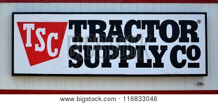 Tractor Supply Store Logo