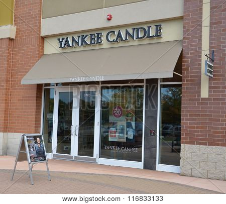 Yankee Candle Store