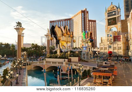 Venetian Resort Hotel And Casino In Las Vegas