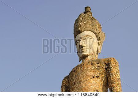 Big buddha statue, Under construction