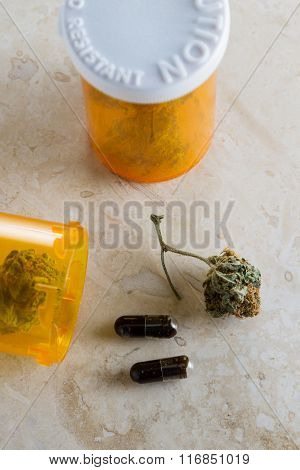 Essential Oil Made From Medicinal Cannabis