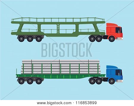 Long-size Trucks