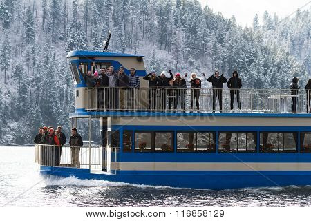 Winter Eagle Watch Tour