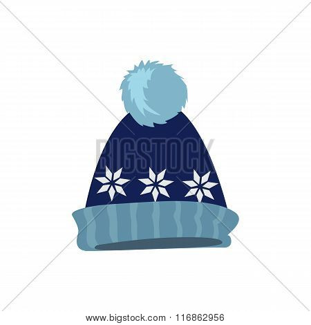 Set Winter Hat