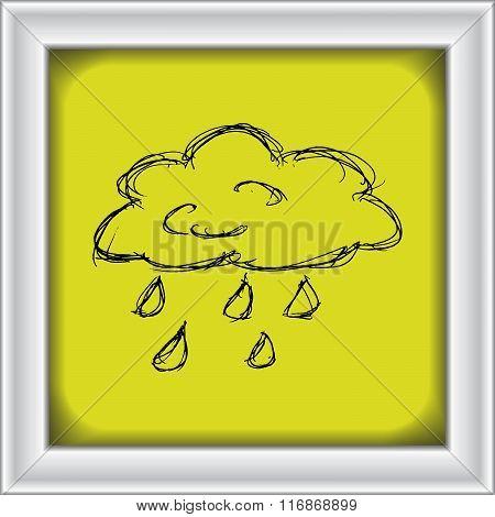 Illustration Of A Weather Symbol