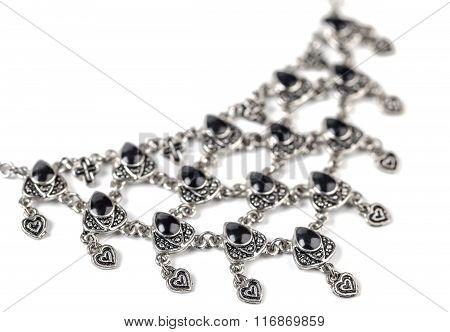 Of Silver Vintage Necklace