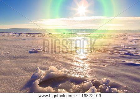 northern cold sun
