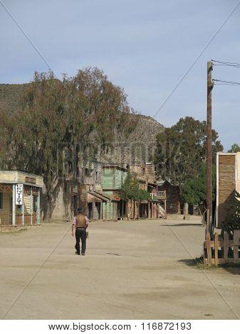 Fort Bravo Buildings